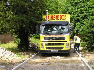 Mixamate - Concrete Delivery and Concrete Preperation
